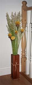 Dried Flower Holder plans